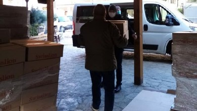 Photo of POKLON BRATSTVA MANASTIRA TUMANE: Monasi podelili paketiće u domovima za decu ometenu u razvoju širom Srbije
