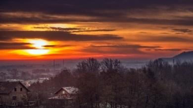 Photo of DANAS RED OBLAKA, RED SUNCA: Ujutru oblačno sa kišom, popodne razvedravanje, do 16 stepeni