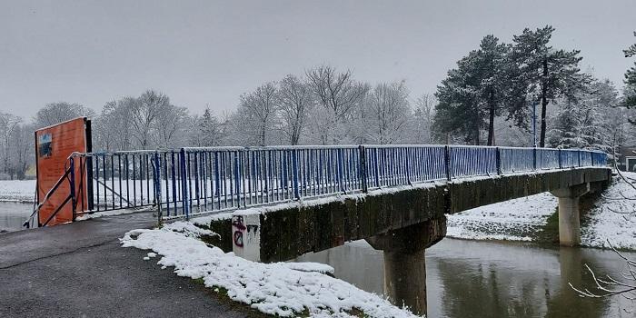 Photo of UPRKOS NEPOVOLJNOM VREMENU: Počinje rekonstrukcija mosta na Mlavi u centru Petrovca