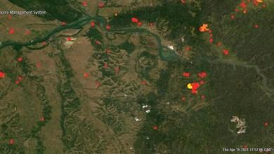 Photo of U POSLEDNJIH MESEC DANA: Sateliti NASE detektovali 51 požar na teritoriji Braničevskog okruga