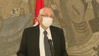Photo of DR KON POTVRDIO: Đaci u klupama od ponedeljka, bez popuštanja drugih mera
