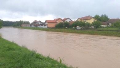 Photo of UPALJEN METEO ALARM: Zbog obilnih padavina, moguće izlivanje reke Mlave!