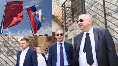 Photo of OSMANLIJE STIGLE U VELIKO GRADIŠTE: Novi ambasador Turske posetio Ramsku tvrđavu i Srebrno jezero