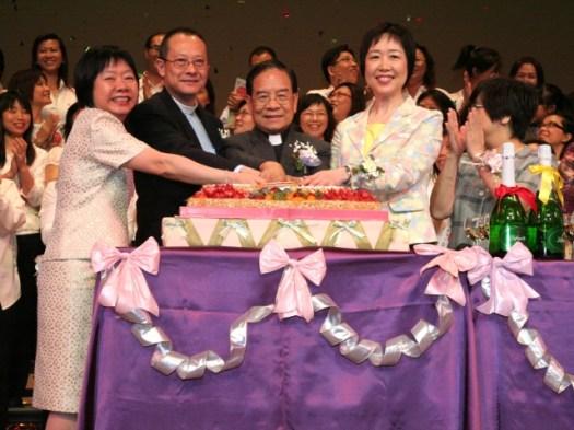 十五周年校慶,假香港理工大學賽馬會綜藝館舉行綜藝晚會。(2007/2008學年)