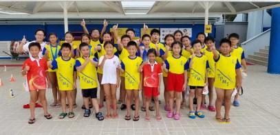 校際游泳比賽