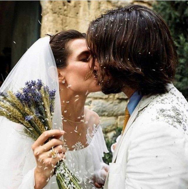 Vjenčanje Charlotte Casiraghi i Dimitrija Rassama