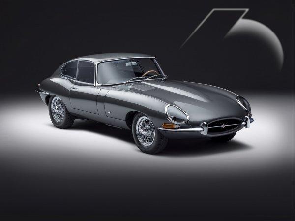 Jaguar E-type 60 Collection - coupe model