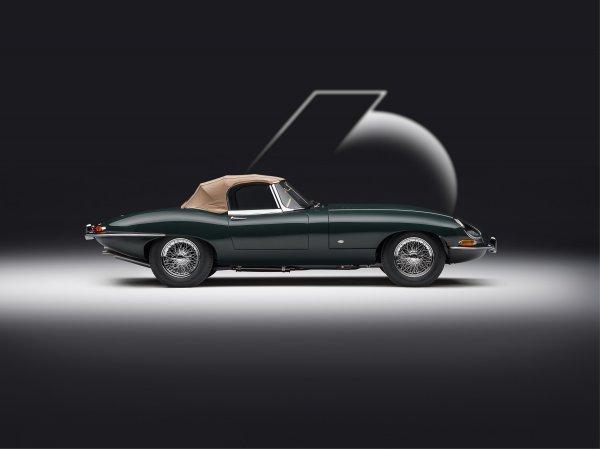 Jaguar E-type 60 Collection - model roadster