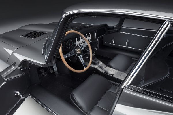 Jaguar E-type 60 Collection