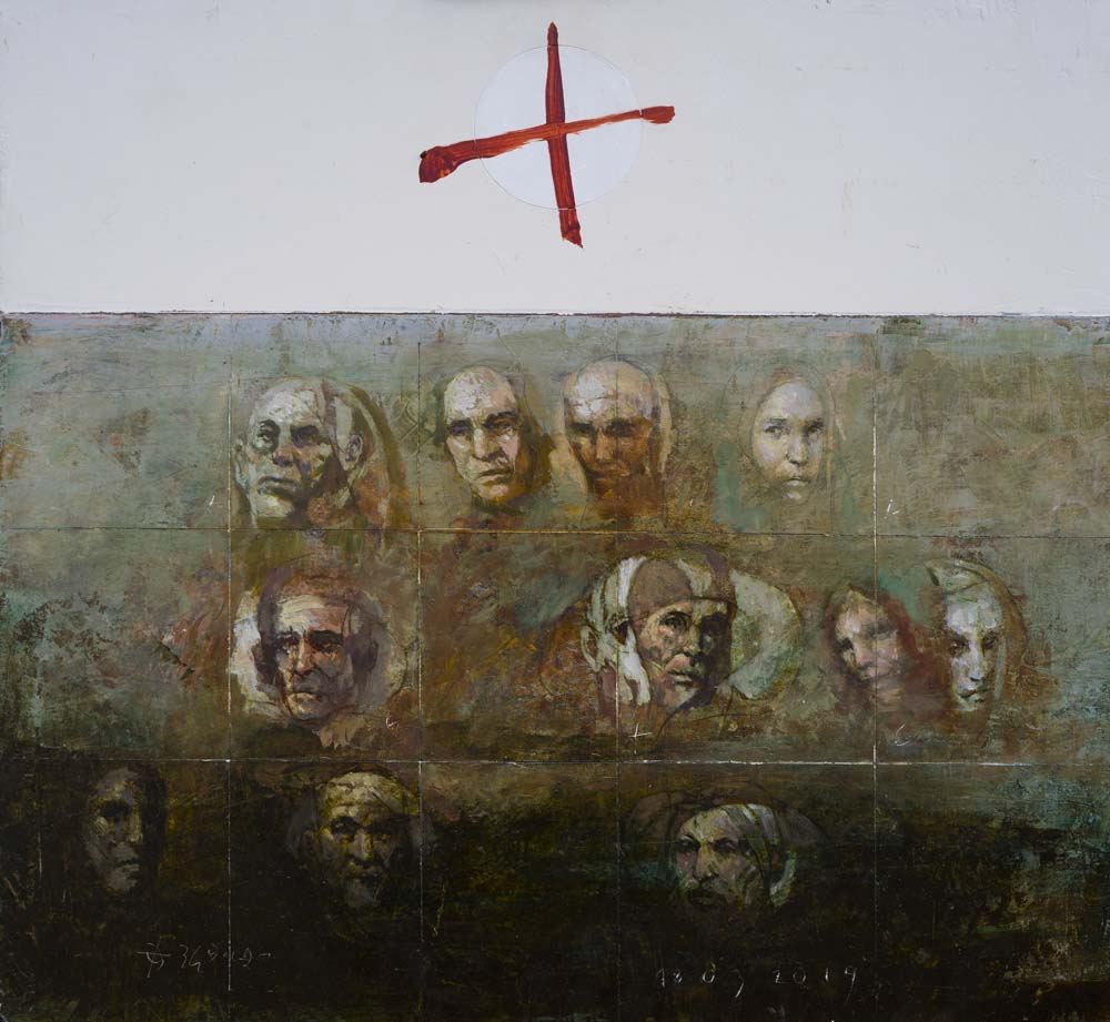 Andrzej Boj Wojtowicz - Station XIV The Resurrection