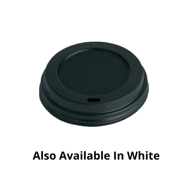 Coffee Cup Lids - 100 Pieces