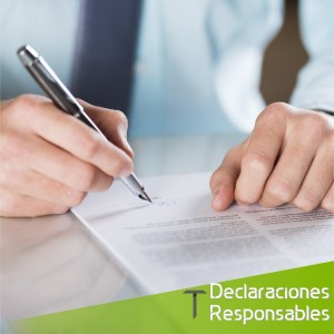Tproyecto Declaraciones Responsables