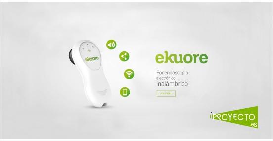 Proyectos ingniería Fonendoscopio electronico inalámbrico
