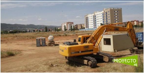 Proyecto Construcción Hospital Córdoba