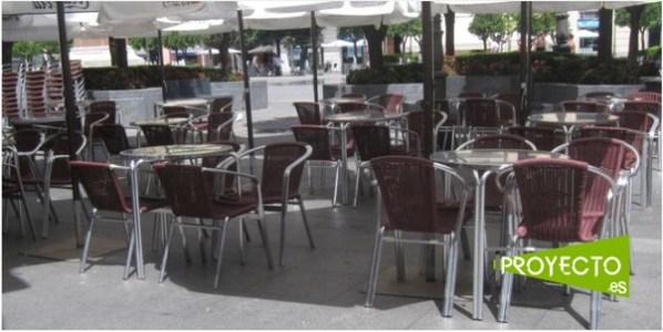 Permiso instalacion de veladores en Córdoba