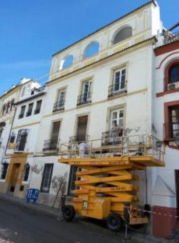 Rehabilitación Fachada Casco Histórico Córdoba