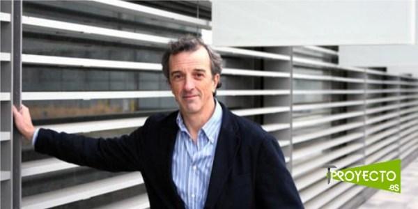 El arquitecto cordobés Rafael de La-Hoz recibe una Medalla del Colegio de Arquitectos de España