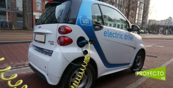 Punto recarga coche eléctrico Córdoba