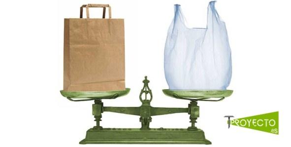 Sostenibilidad. Cartón vs Plástico