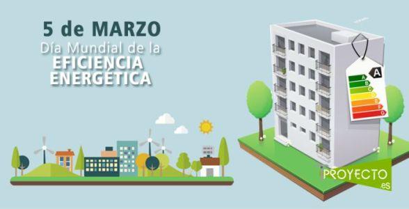 5 de marzo día internacional de la eficiencia energética