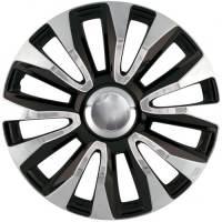 wieldoppen 16 inch Avalone | chrome/zwart