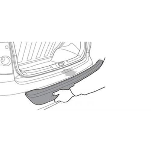 Bumperprotect Alfa Romeo 159 detail