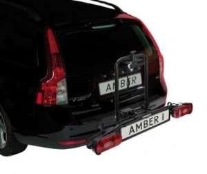 Fietsendrager Amber op auto