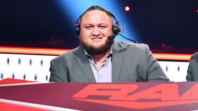 Samoa Joe on Future of In-Ring Career, More on NXT Airing Live in Canada, Trademark Issues – TPWW