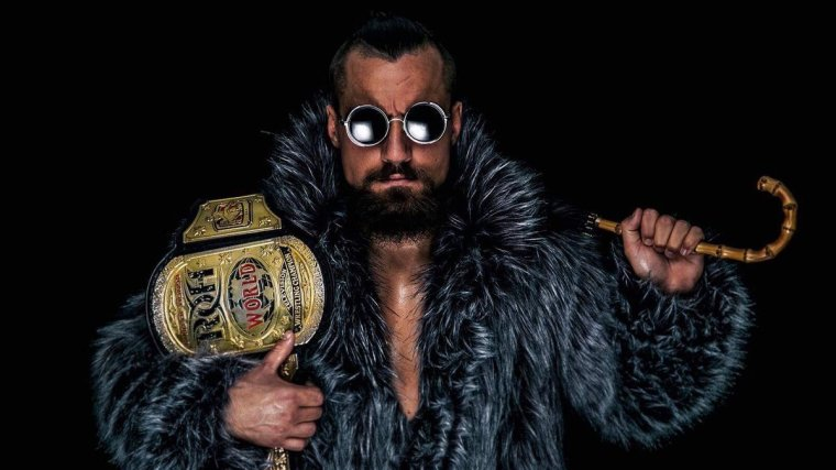 Ring and Honor and Marty Scurll Officially Part Ways – TPWW
