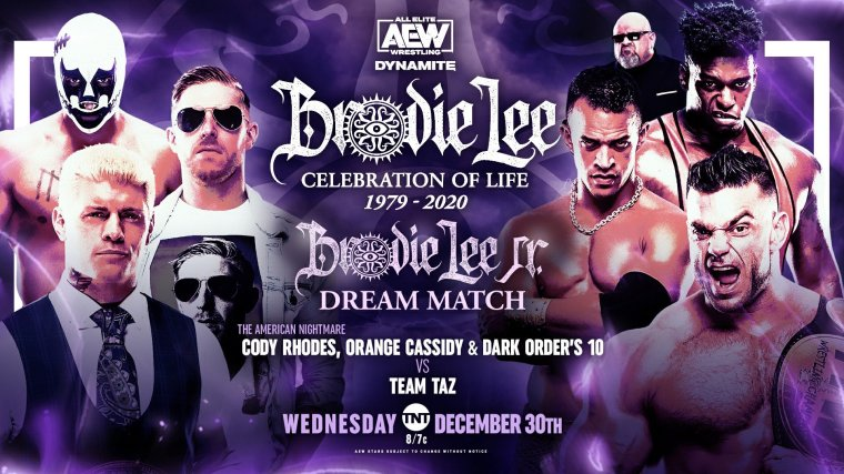 AEW Dynamite Results – Dec. 30, 2020 – A Celebration of the Life of Brodie Lee – TPWW