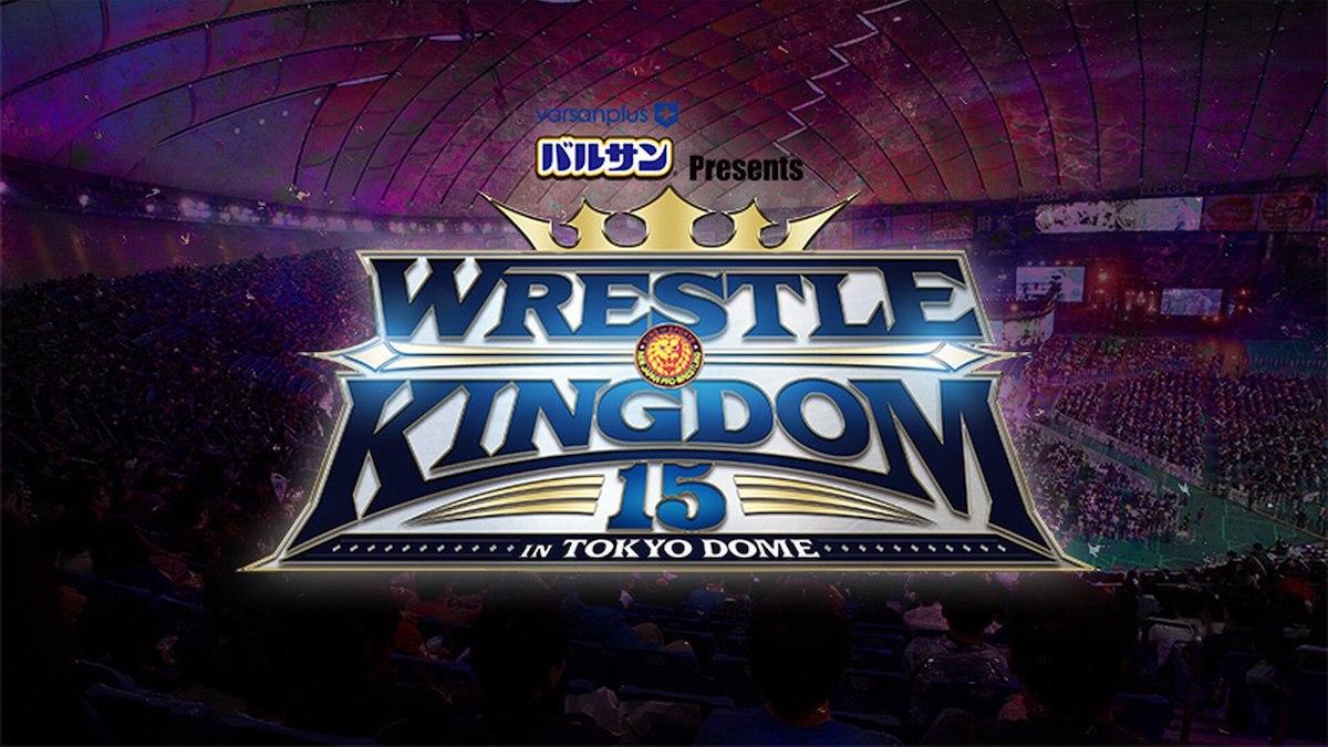 NJPW Announces Full Card for Wrestle Kingdom 15 – TPWW