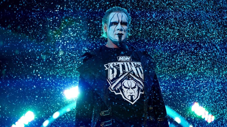 """Sting Says He'd Like to Wrestle """"Cinema-Style"""" Matches in AEW – TPWW"""