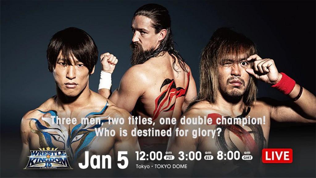 NJPW Wrestle Kingdom 15 Night 2 Results – Jan. 5, 2021 – Jay White vs. Kota Ibushi – TPWW