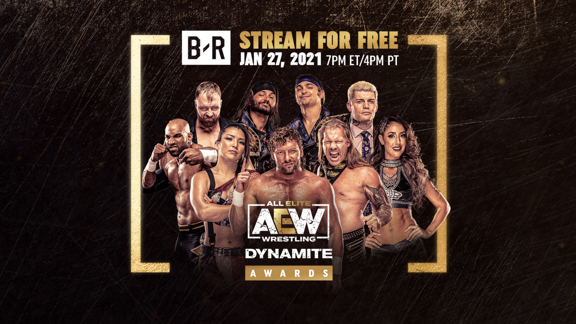 """""""AEW Dynamite Awards"""" to Take Place Later This Month, Voting Open – TPWW"""