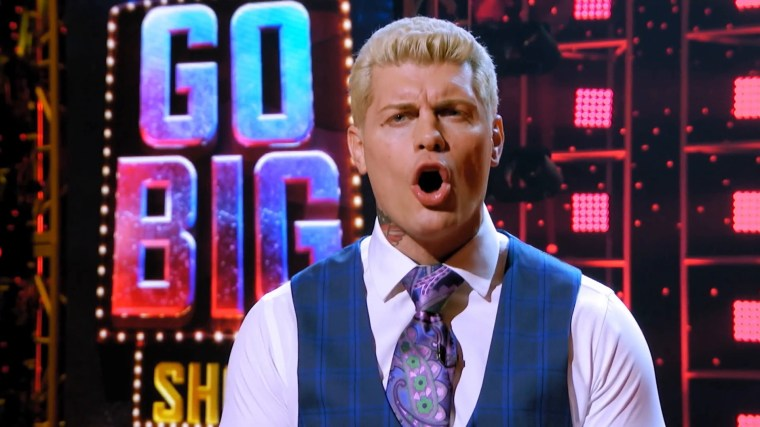 """Premiere of """"Go-Big Show"""" With Cody Rhodes Draws Over 1 Million on TBS – TPWW"""