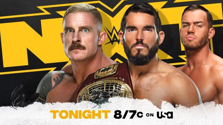 NXT Results – Jan. 13, 2021 – Dusty Classic, Gargano vs. Lumis – TPWW