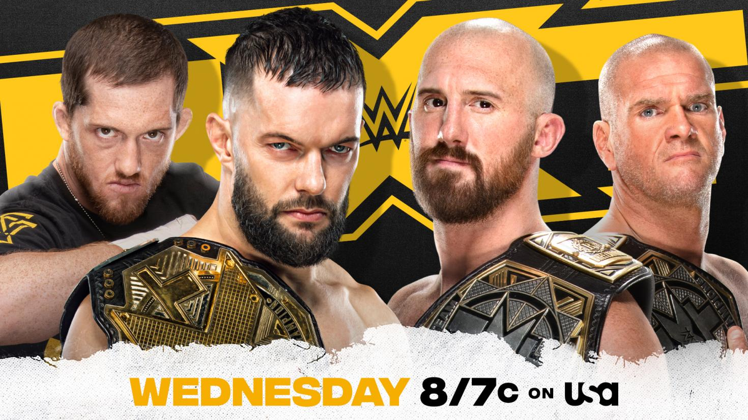 NXT Results – Jan. 27, 2021 – Balor & O'Reilly vs. Lorcan & Burch – TPWW