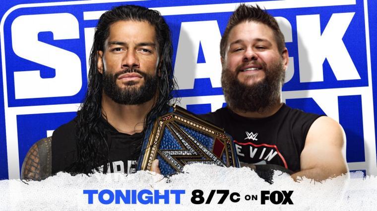 WWE SmackDown Results – Jan. 1, 2021 – Owens vs. Uso – TPWW