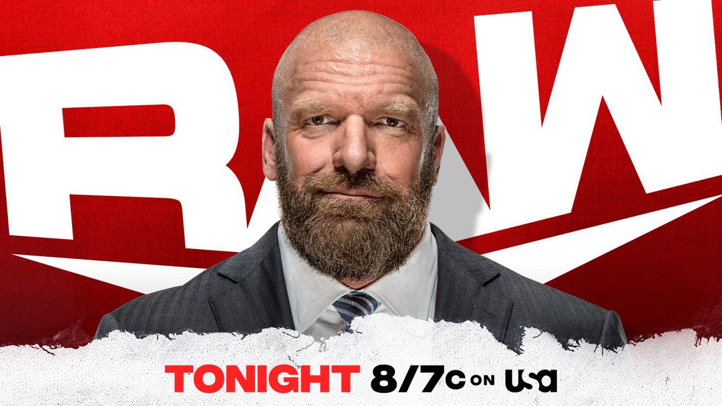 WWE Raw Results – Jan. 11, 2021 – Triple H Appears – TPWW