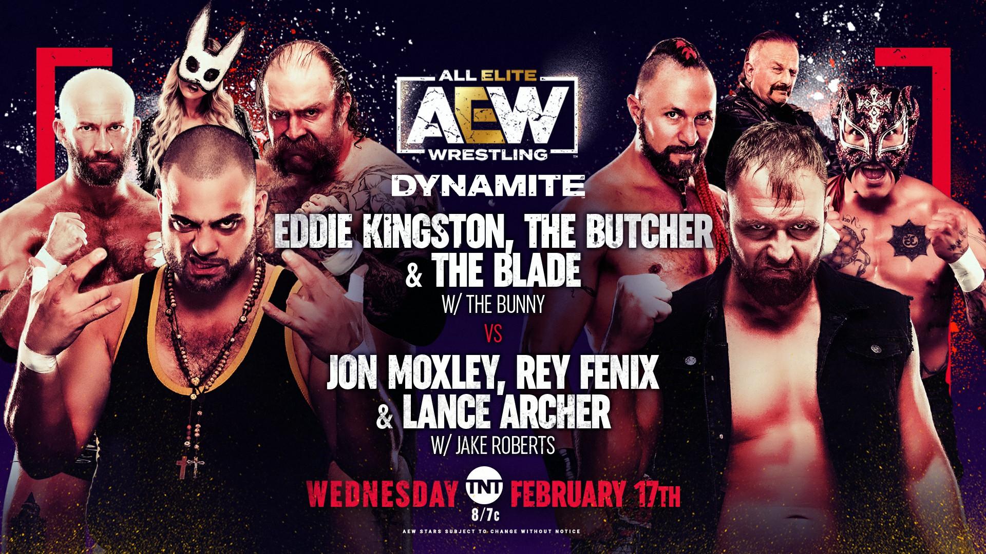AEW Dynamite Card for Tonight + AEW Rankings – TPWW