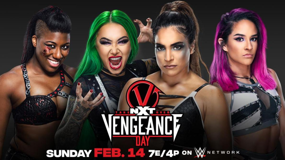 Image result for nxt vengeance day womens championship