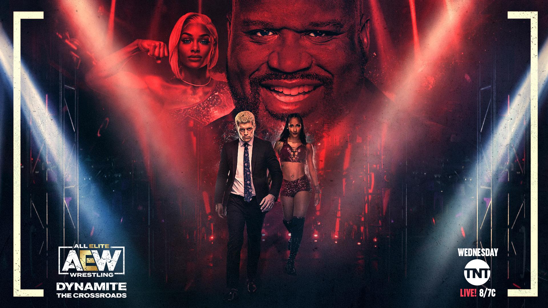 AEW Dynamite Results – Mar. 3, 2021 – Shaq & Jade vs. Cody & Velvet – TPWW