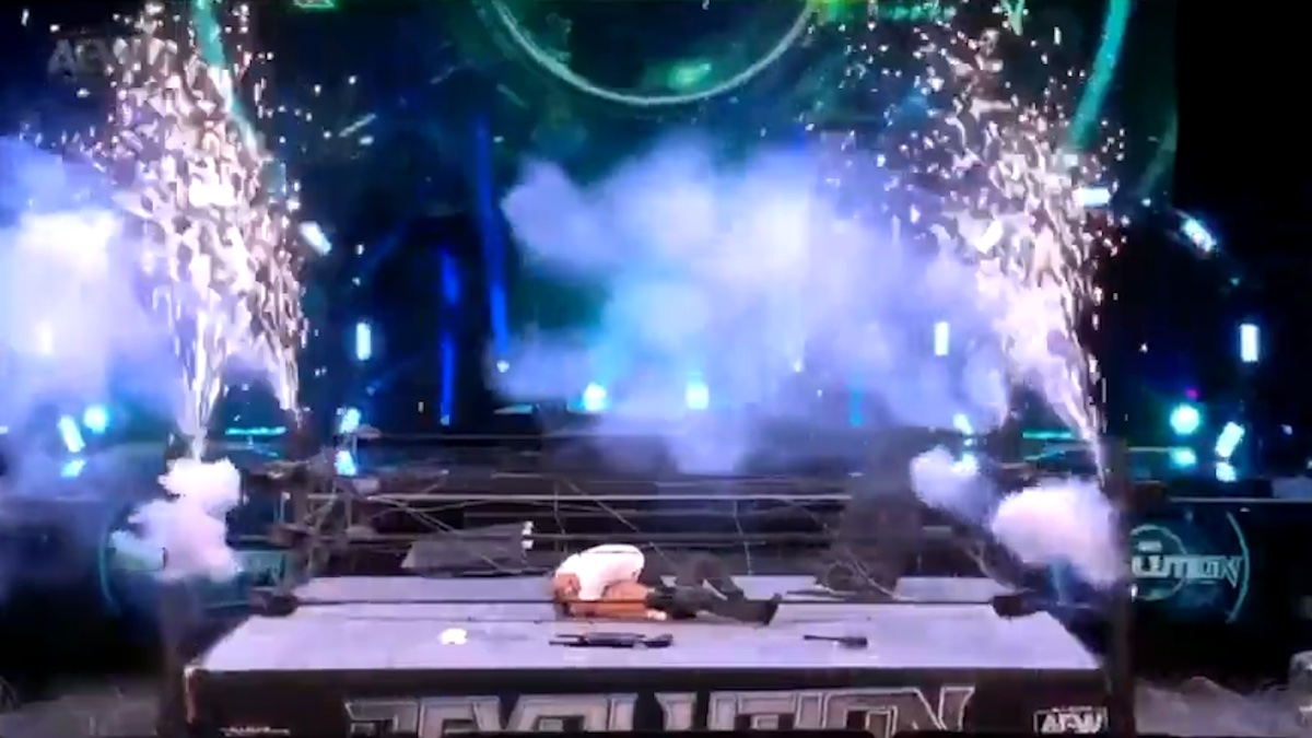More on AEW Revolution's Explosion Ending Dud, Friday's NJPW Strong Card, Indies – TPWW