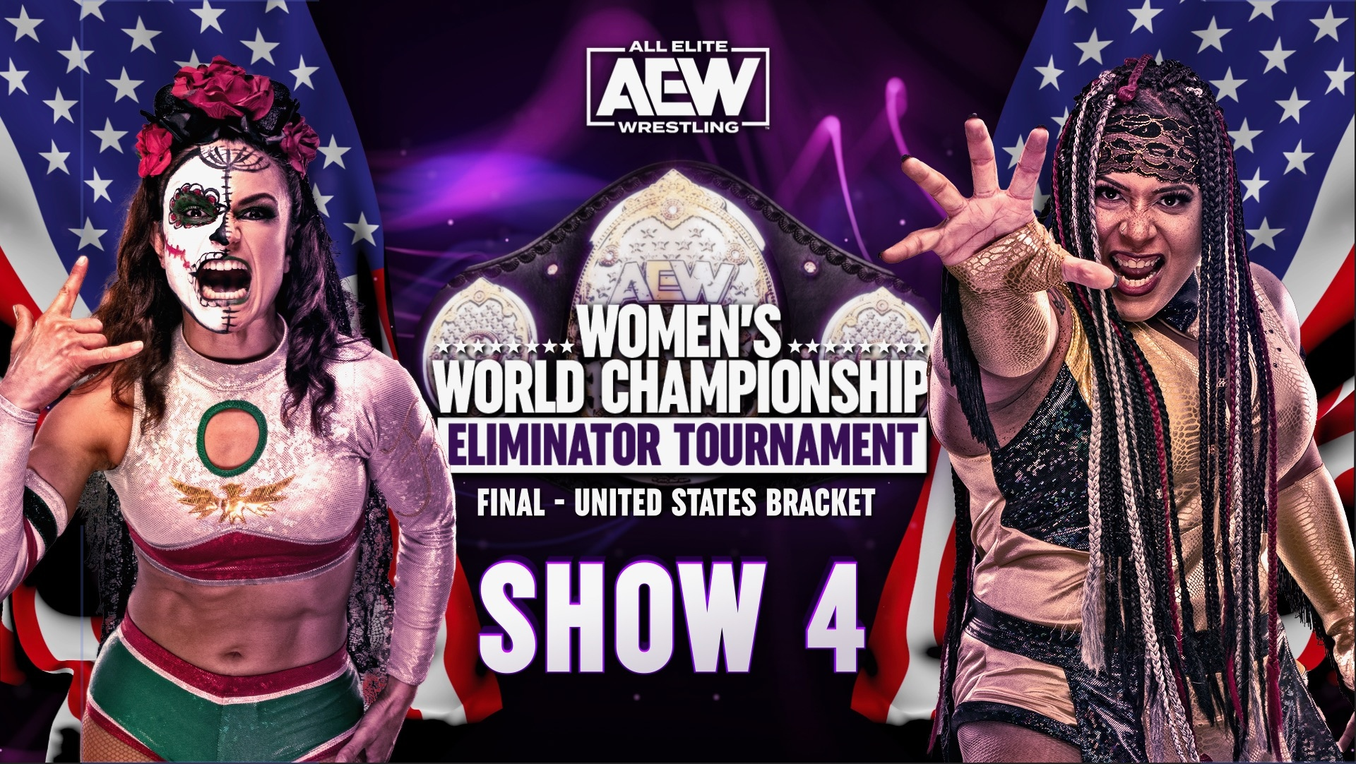 AEW Women's Eliminator Tournament Show 4 Results – Mar. 1, 2021 – Rosa vs. Rose – TPWW