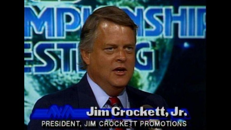 Jim Crockett Jr. Passes Away at Age 76 – TPWW