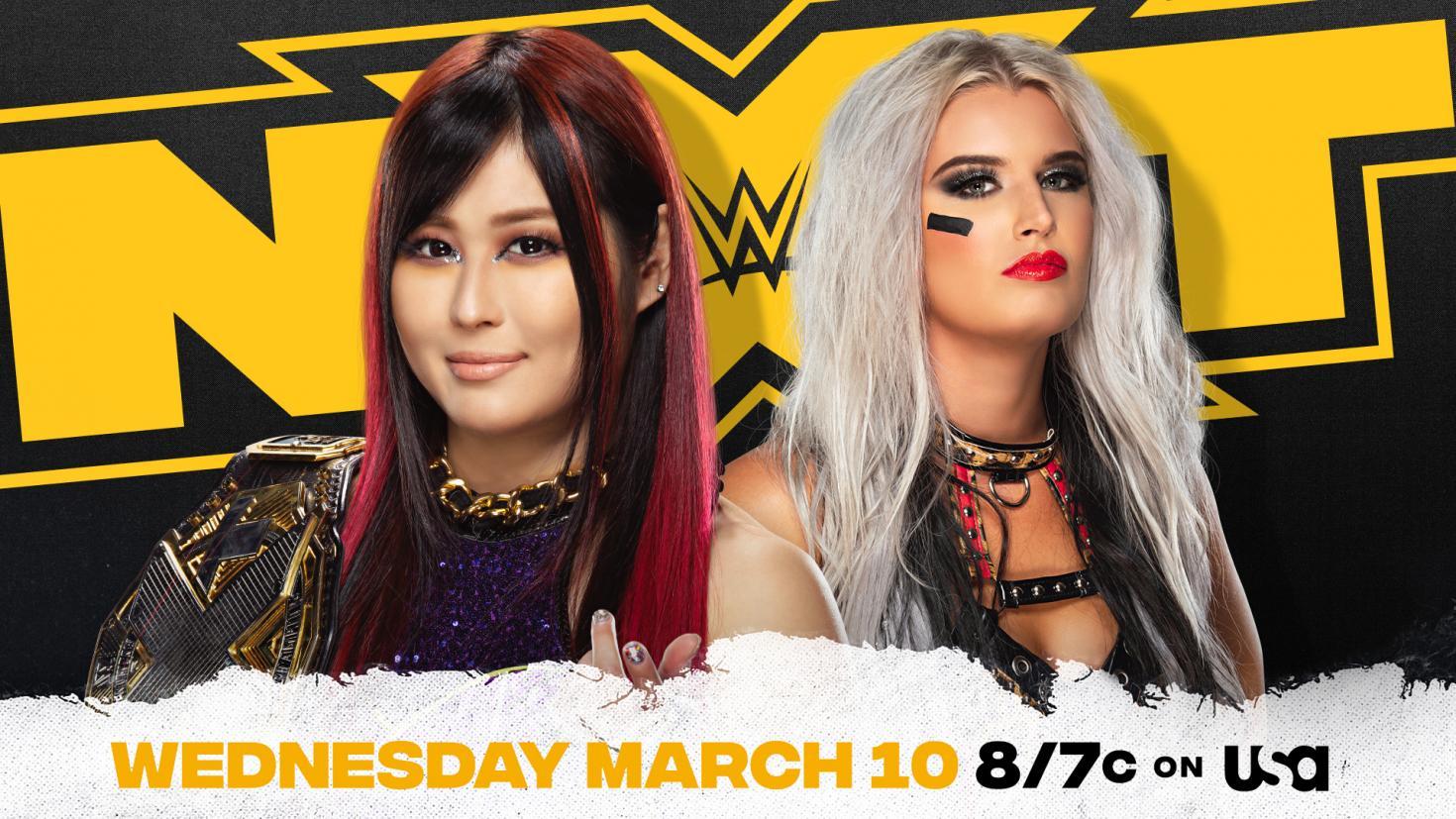 AEW Dynamite & NXT Cards for Tonight – TPWW