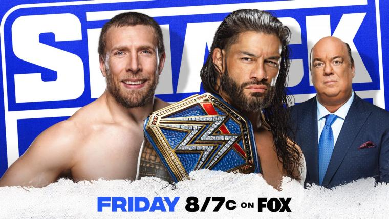 WWE SmackDown Results – Mar. 12, 2021 – Contract Signing, Big E vs. Zayn – TPWW