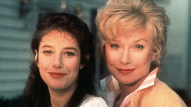 Debra Winger, Shirley MacLaine:  Bitches.