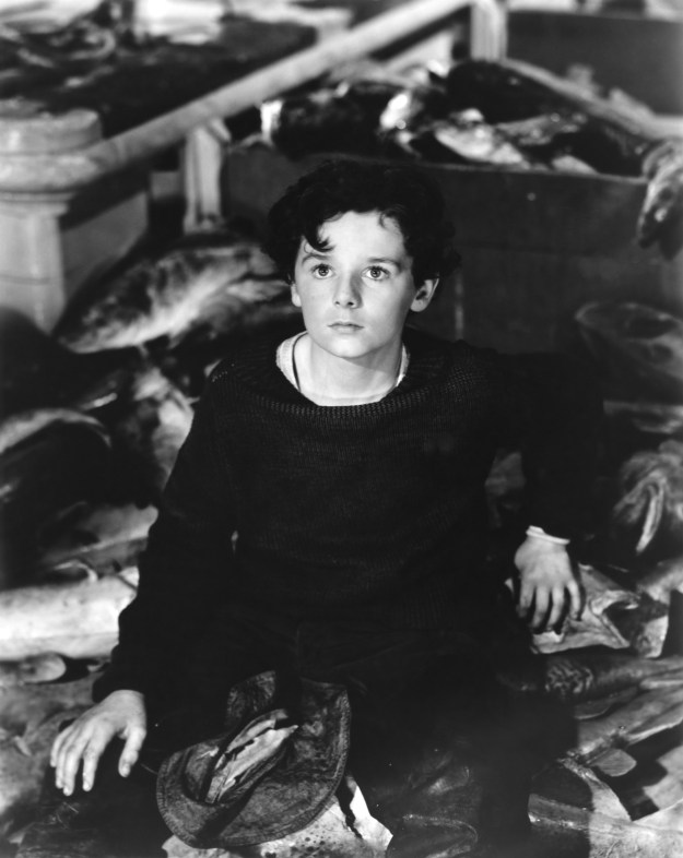 Freddie Bartholomew as Harvey Cheyne. His one good performance, or were there others?