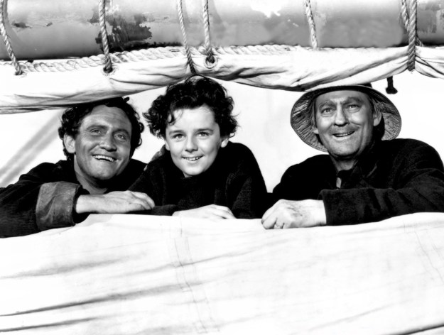 Tracy, Bartholomew, Barrymore: The Good, the Bad and the Snuggly (not necessarily in that order).